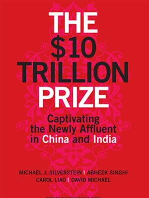 cover image of The $10 Trillion Prize