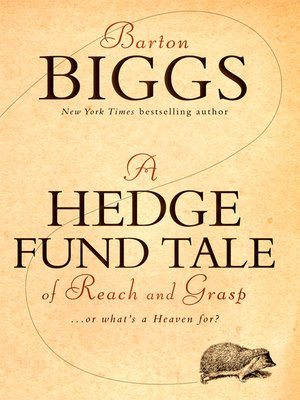 cover image of A Hedge Fund Tale of Reach and Grasp
