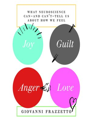 cover image of Joy, Guilt, Anger, Love