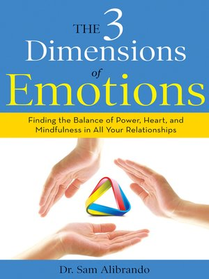 cover image of The 3 Dimensions Emotions