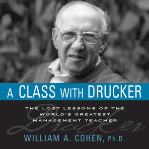 cover image of A Class With Drucker