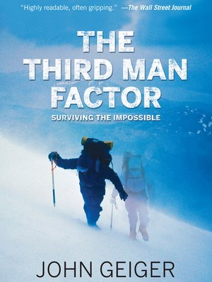 cover image of The Third Man Factor