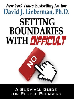 cover image of Setting Boundaries with Difficult People