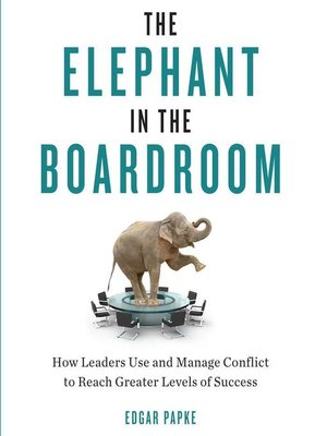 cover image of The Elephant in the Boardroom
