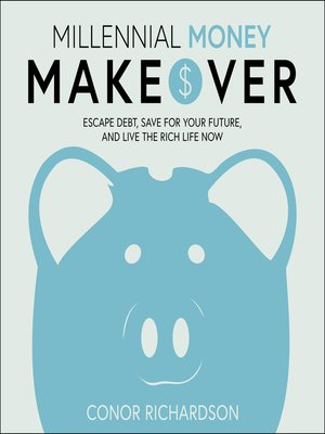 cover image of Millennial Money Makeover