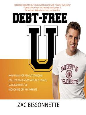 cover image of Debt-Free U