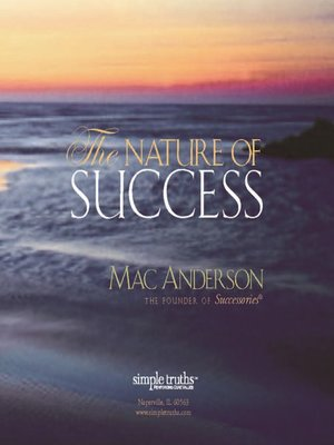 cover image of Nature Success