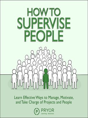 cover image of How to Supervise People