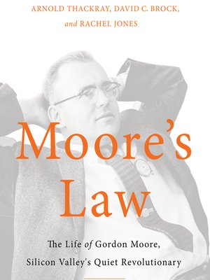 cover image of Moore's Law