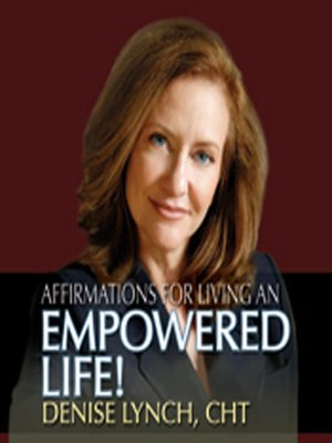 cover image of Affirmations for Living an Empowered Life