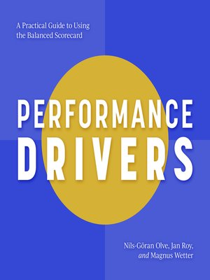 cover image of Performance Drivers
