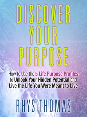 cover image of Discover Your Purpose