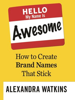 cover image of Hello, My Name is Awesome