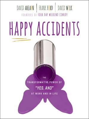 cover image of Happy Accidents