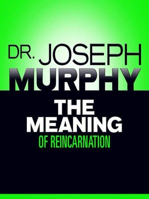 cover image of The Meaning Reincarnation
