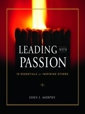 cover image of Leading With Passion