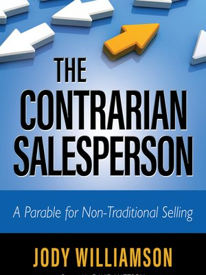 cover image of The Contrarian Salesperson
