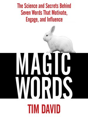 cover image of Magic Words