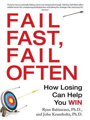 cover image of Fail Fast, Fail Often