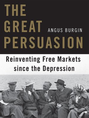cover image of The Great Persuasion