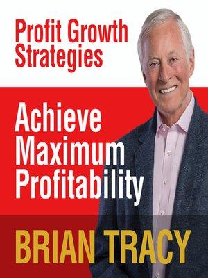 cover image of Achieve Maximum Profitability