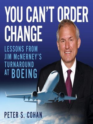 cover image of You Can't Order Change