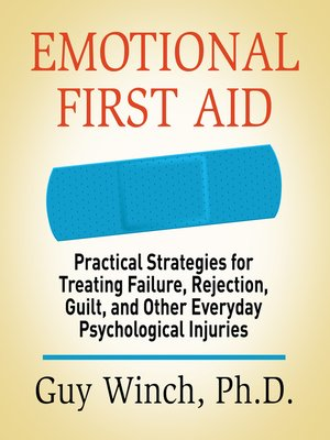 cover image of Emotional First Aid