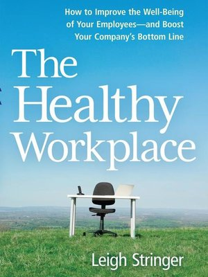 cover image of The Healthy Workplace