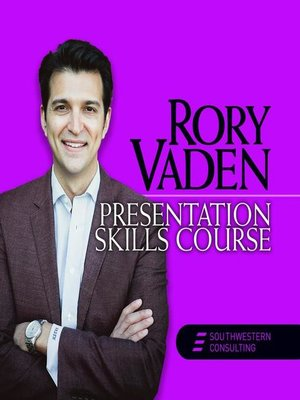 cover image of Presentation Skills Course