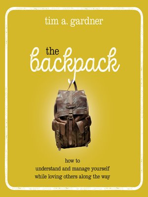 cover image of The Backpack