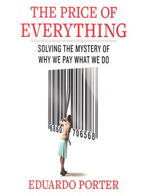 cover image of The Price Everything