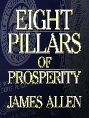cover image of Eight Pillars Prosperity