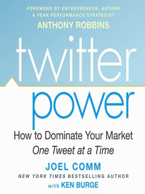 cover image of Twitter Power