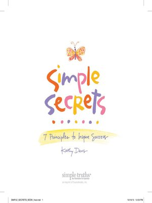 cover image of Simple Secrets