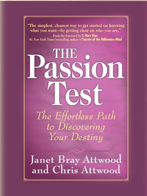 cover image of The Passion Test
