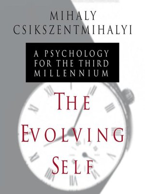 cover image of The Evolving Self