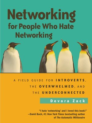 cover image of Networking for People