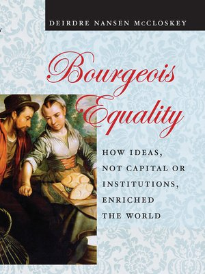 cover image of Bourgeois Equality