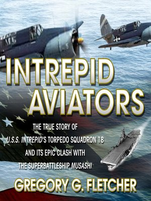 cover image of Intrepid Aviators