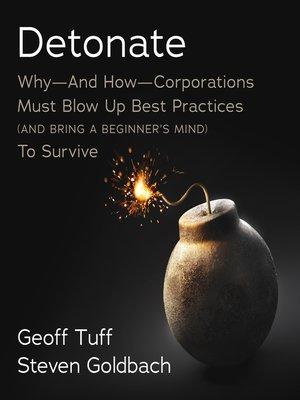 cover image of Detonate