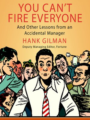 cover image of You Can't Fire Everyone