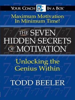 cover image of The Seven Hidden Secrets of Motivation