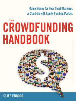 cover image of The Crowdfunding Handbook