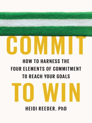 cover image of Commit to Win