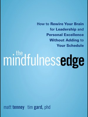 cover image of The Mindfulness Edge