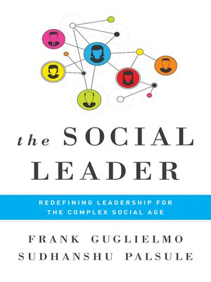 cover image of The Social Leader