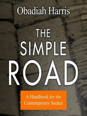 cover image of The Simple Road