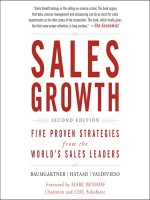 cover image of Sales Growth