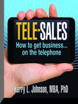 cover image of Tele-Sales