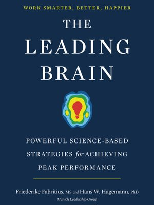 cover image of The Leading Brain